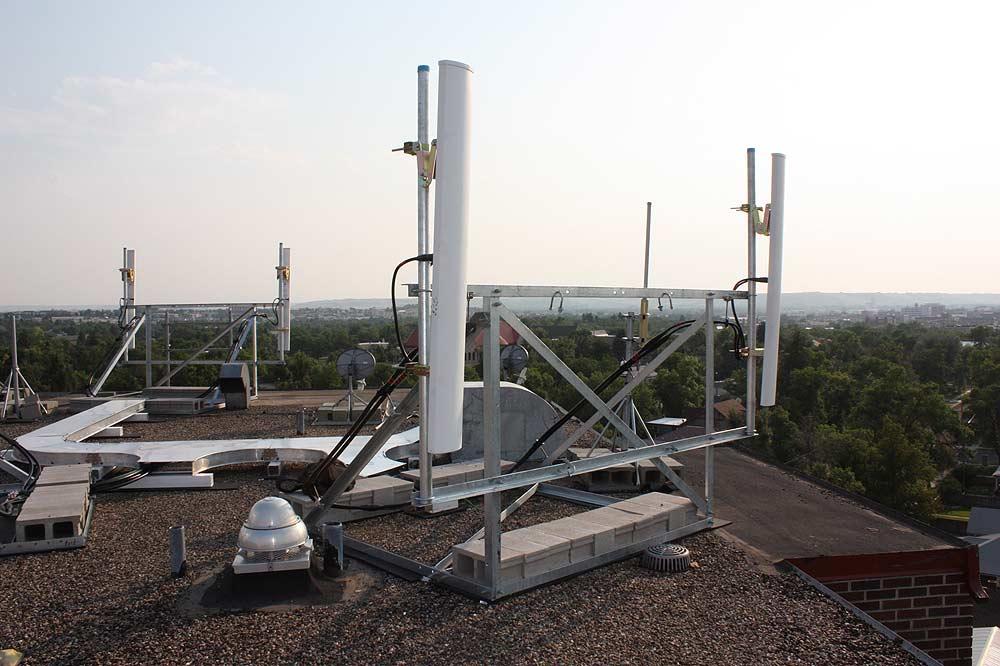 Alamon Wireless Services - Cellular Installation