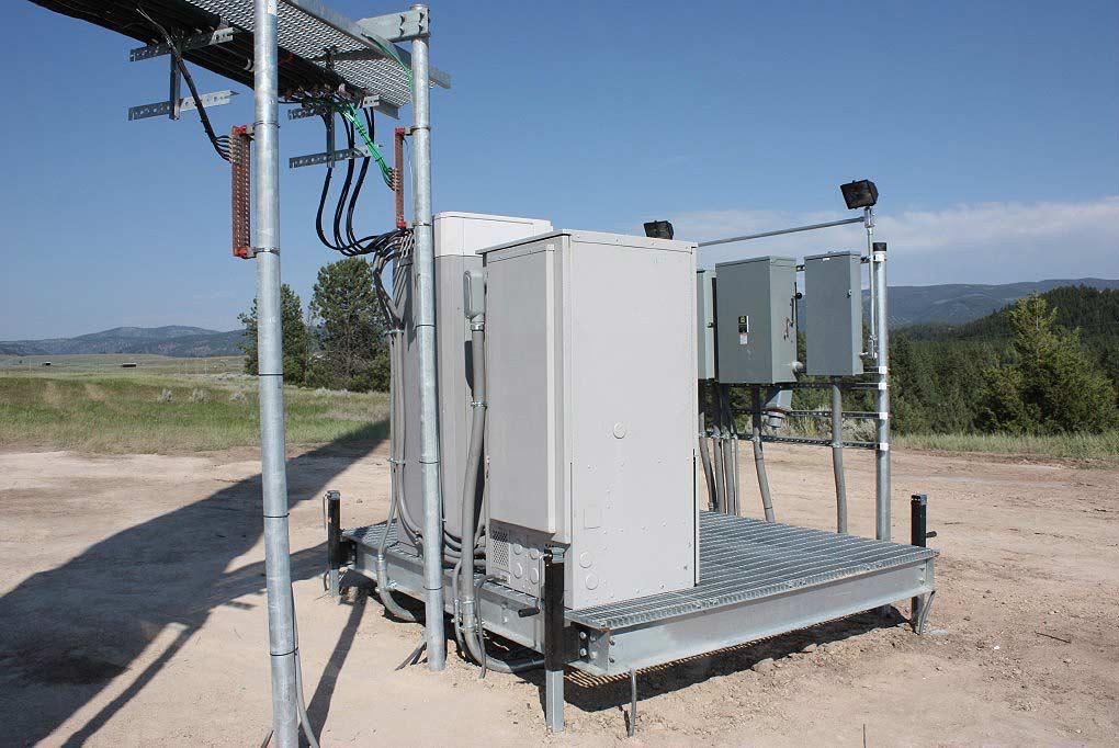 Alamon Wireless Services - Civil Construction