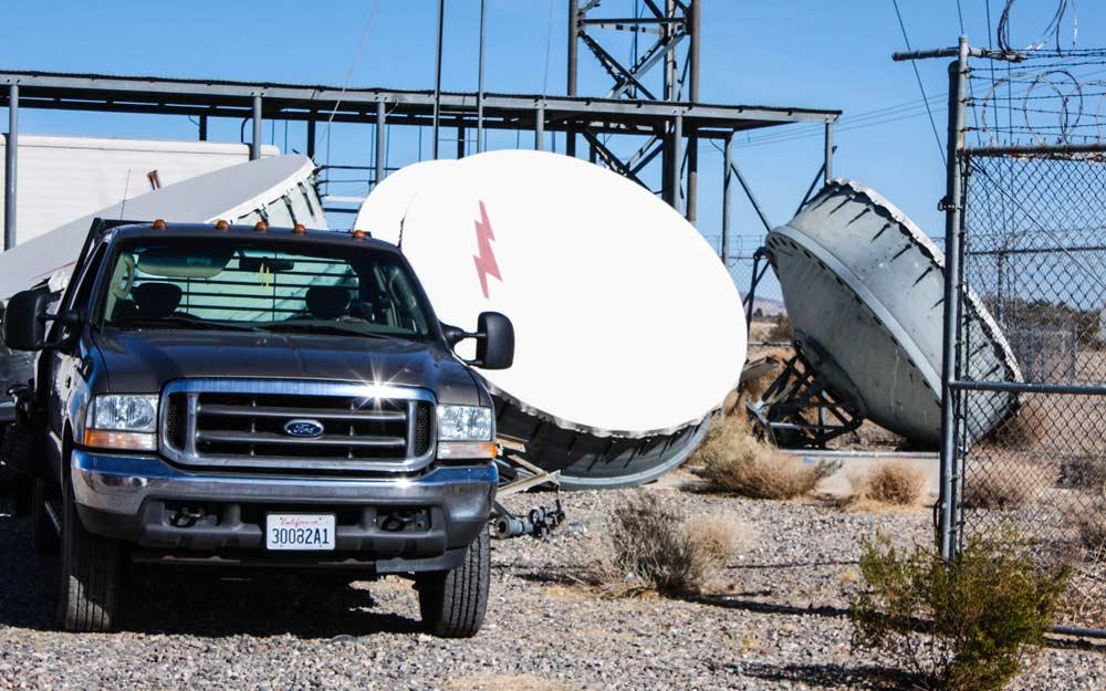 Alamon Wireless Services - Decommissioning