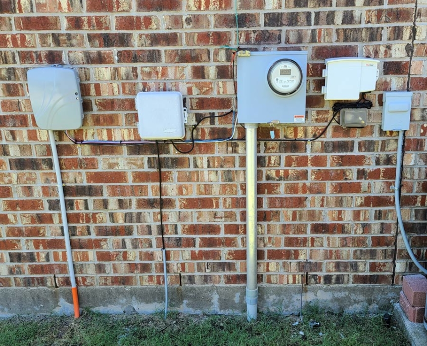 Alamon Outside Plant Services - Fiber to the Home Installation