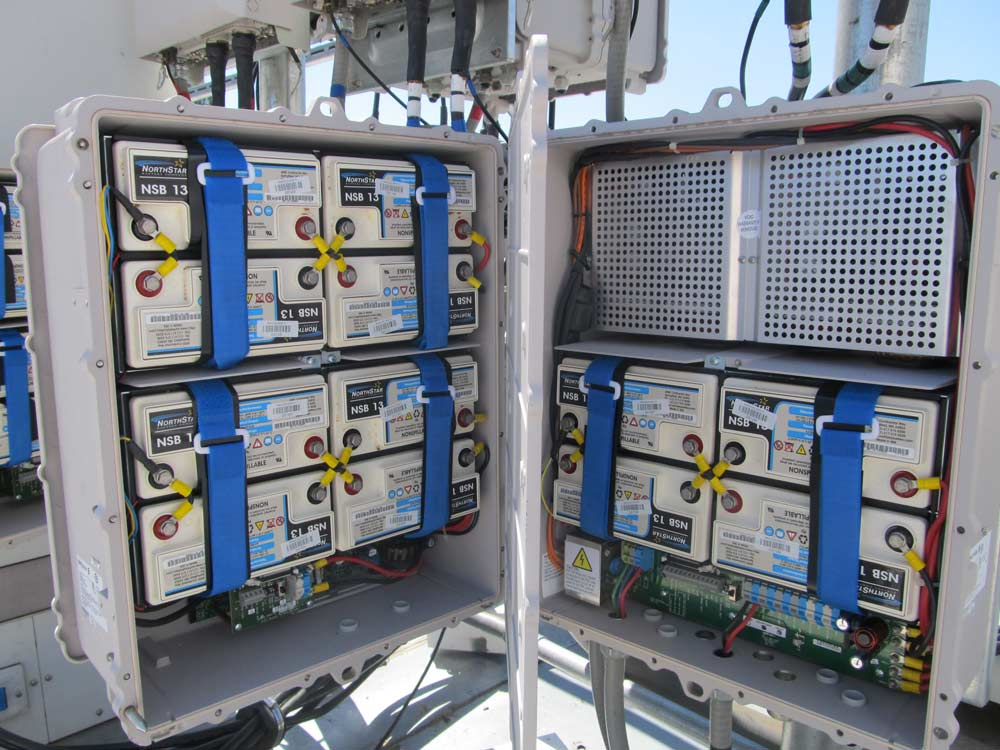 Alamon Wireless Services - Power Systems