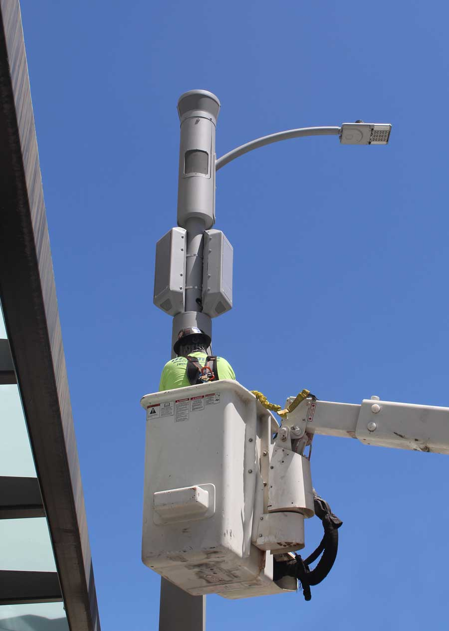 Alamon Wireless Services - Small Cell