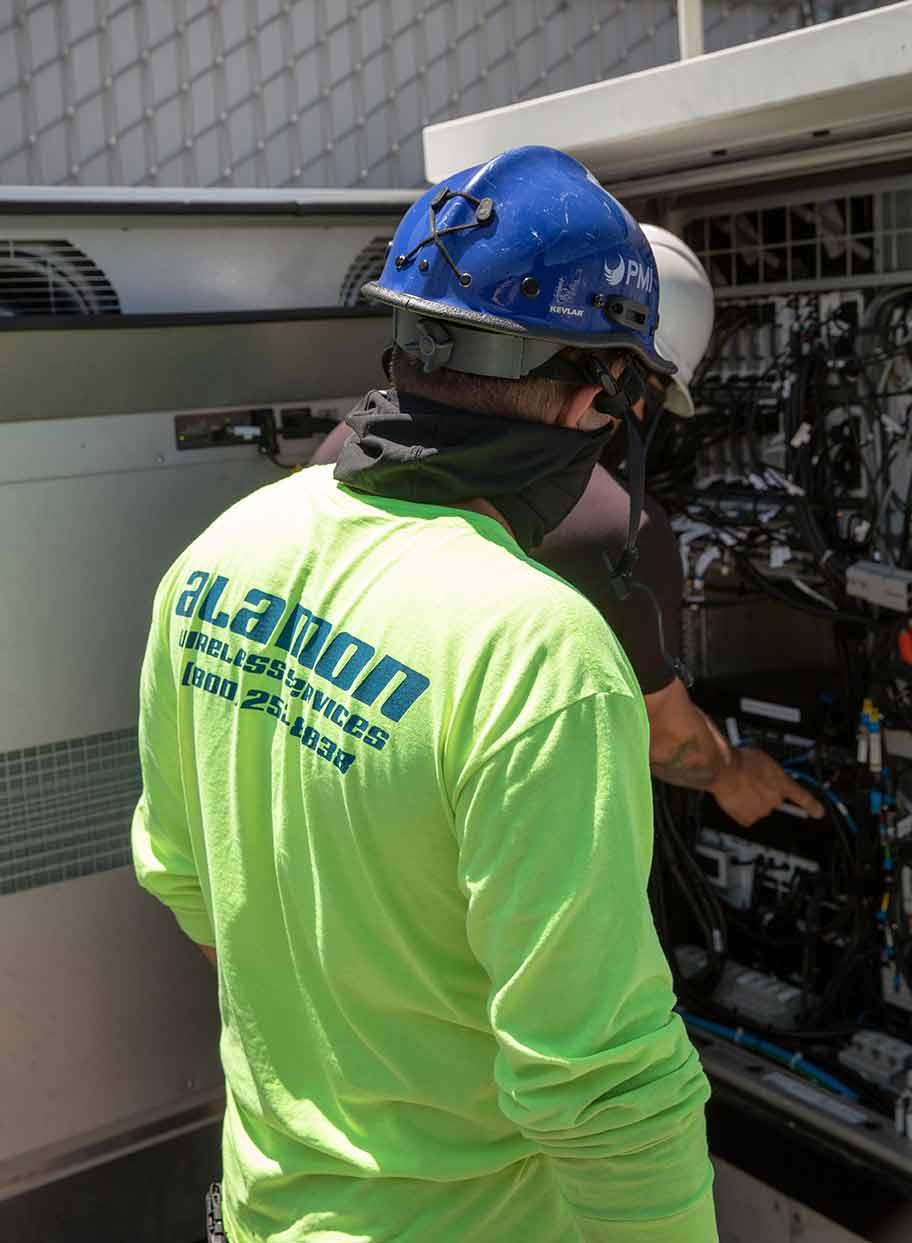 Alamon Wireless Services - Testing