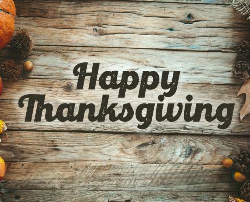 Happy Thanksgiving from Alamon