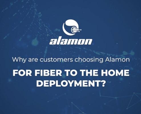 Alamon FTTH Deployment Solutions