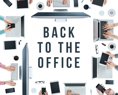 Back to the Office - Enterprise Technical Services
