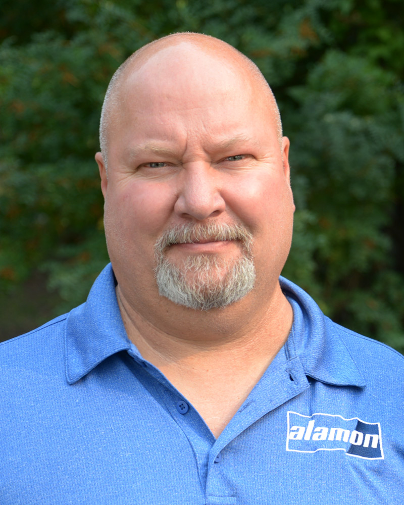 Don Staggs, Fleet Manager, Alamon, Inc.