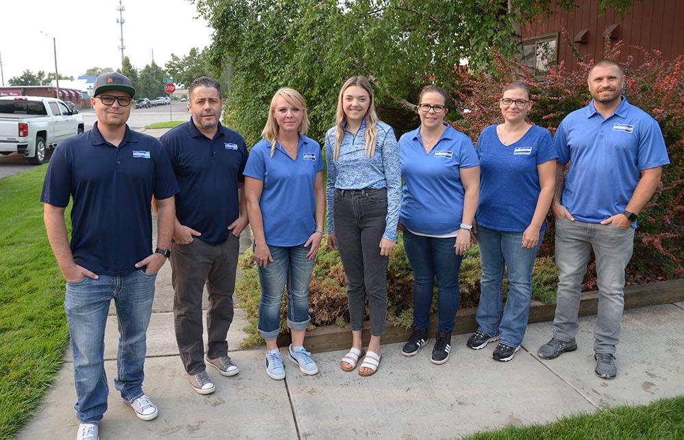 Wireless Services Team